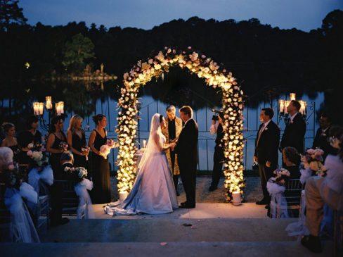 Свадьба в южной части Питера