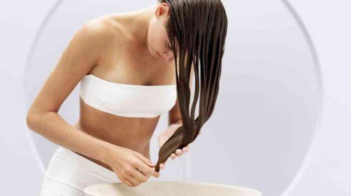 Влияние воды на волосы